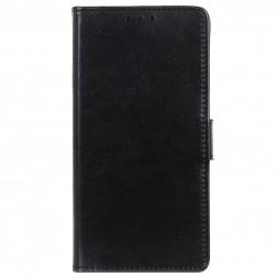 Atverčiamas dėklas, knygutė - juodas (OnePlus Nord N100)