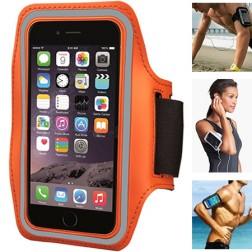 Dėklas sportui (raištis ant rankos) - oranžinis (L dydis)