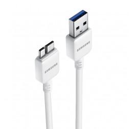 """Samsung"" micro USB 3.0 laidas - baltas"
