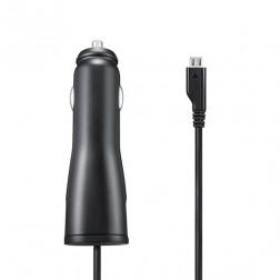 """""""Samsung"""" automobilinis įkroviklis - juodas (1 A)"""
