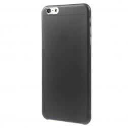 Ploniausias plastikinis dėklas - juodas (iPhone 6 Plus / 6S Plus)