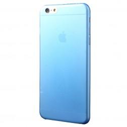 Ploniausias plastikinis dėklas - mėlynas (iPhone 6 Plus / iPhone 6s Plus)