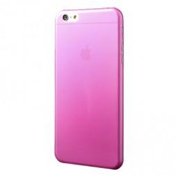 Ploniausias plastikinis dėklas - rožinis (iPhone 6 Plus / iPhone 6s Plus)