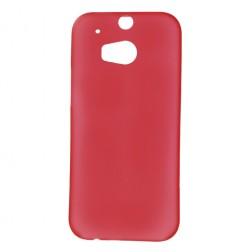 Ploniausias pasaulyje dėklas - raudonas (One M8 / One M8s)