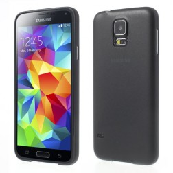 Ploniausias pasaulyje dėklas - juodas (Galaxy S5 / S5 Neo)