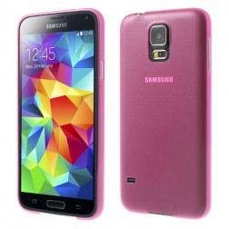 Ploniausias pasaulyje dėklas - rožinis (Galaxy S5 / S5 Neo)