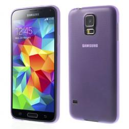 Ploniausias pasaulyje dėklas - violetinis (Galaxy S5 / S5 neo)