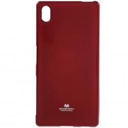 """""""Mercury"""" dėklas - raudonas (Xperia Z5)"""