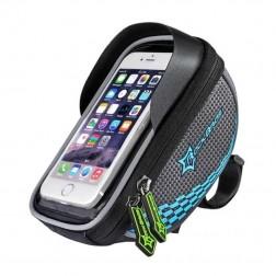 """""""Rockbros"""" dviračio dėklas -  krepšys - juodas (XL)"""