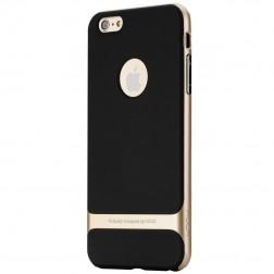"""""""Rock"""" Royce dėklas - juodas / auksinis (iPhone 6 Plus / 6s Plus)"""