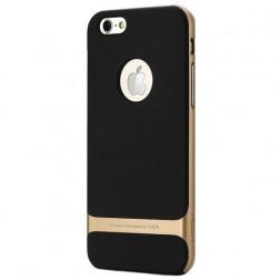 """""""Rock"""" Royce dėklas - juodas / auksinis (iPhone 6 / 6s)"""