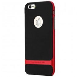 """""""Rock"""" Royce dėklas - juodas / raudonas (iPhone 6 / 6s)"""