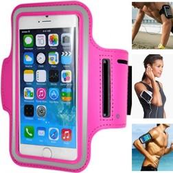 Dėklas sportui (raištis ant rankos) - rožinis (L dydis)