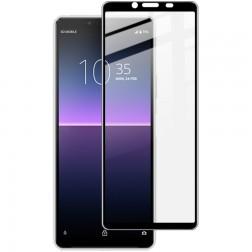 """""""Rurihai"""" Tempered Glass apsauginis ekrano stiklas 0.26 mm - juodas (Xperia 10 II)"""
