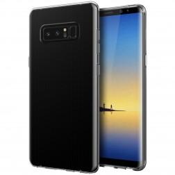 Kieto silikono (TPU) dėklas - skaidrus (Galaxy Note 8)