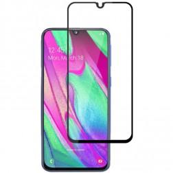 """""""Mocolo"""" Tempered Glass apsauginis ekrano stiklas 0.26 mm - juodas (Galaxy A40)"""
