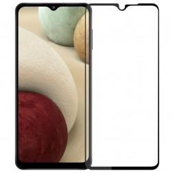 """""""Mofi"""" Tempered Glass apsauginis ekrano stiklas 0.26 mm - juodas (Galaxy A12)"""