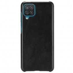 Soft Slim dėklas - juodas (Galaxy A12)
