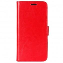 Atverčiamas dėklas - raudonas (Galaxy A20s)