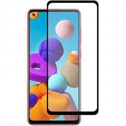 """""""Rurihai"""" Tempered Glass apsauginis ekrano stiklas 0.26 mm - juodas (Galaxy A21s)"""