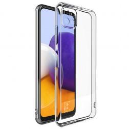 """""""Imak"""" kieto silikono (TPU) dėklas - skaidrus (Galaxy A22 5G)"""