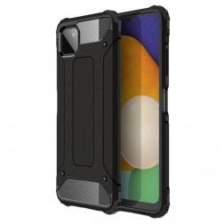 Sustiprintos apsaugos dėklas - juodas (Galaxy A22 5G)