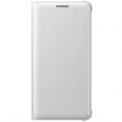 """Samsung"" Flip Wallet Cover atverčiamas dėklas - baltas (Galaxy A3 2016)"