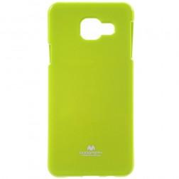 """""""Mercury"""" dėklas - žalias (Galaxy A3 2016)"""