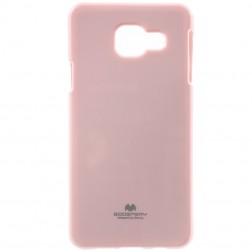 """""""Mercury"""" dėklas - šviesiai rožinis (Galaxy A3 2016)"""