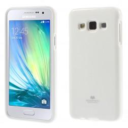 """Mercury"" dėklas - baltas (Galaxy A3)"
