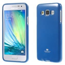"""Mercury"" dėklas - mėlynas (Galaxy A3 2015)"