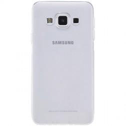Ploniausias TPU dėklas - skaidrus (Galaxy A3 2015)