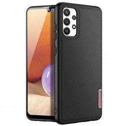 """Dux Ducis"" Fino dėklas - juodas (Galaxy A32 4G)"