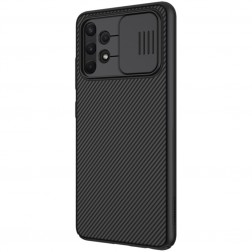 """Nillkin"" CamShield dėklas - juodas (Galaxy A32 4G)"
