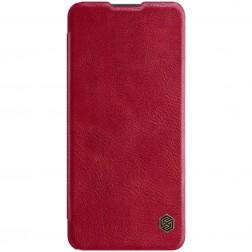 """""""Nillkin"""" Qin atverčiamas dėklas - raudonas (Galaxy A32 4G)"""