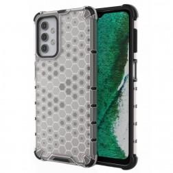 """""""Honeycomb"""" sustiprintos apsaugos dėklas - skaidrus (Galaxy A32 5G)"""