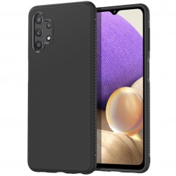 """""""Jazz"""" kieto silikono (TPU) dėklas - juodas (Galaxy A32 5G)"""