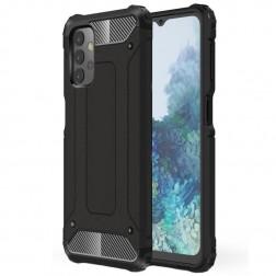 Sustiprintos apsaugos dėklas - juodas (Galaxy A32 5G)