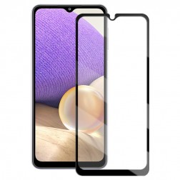 """""""Mocolo"""" 2.5D Tempered Glass apsauginis ekrano stiklas 0.26 mm - juodas (Galaxy A32 5G)"""