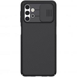 """Nillkin"" CamShield dėklas - juodas (Galaxy A32 5G)"