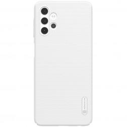 """Nillkin"" Frosted Shield dėklas - baltas (Galaxy A32 5G)"