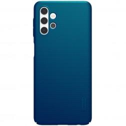"""Nillkin"" Frosted Shield dėklas - mėlynas (Galaxy A32 5G)"