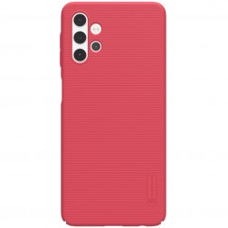 """Nillkin"" Frosted Shield dėklas - raudonas (Galaxy A32 5G)"