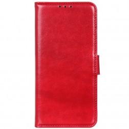 Atverčiamas dėklas - raudonas (Galaxy A40)