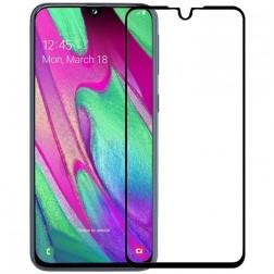 """""""Rurihai"""" Tempered Glass apsauginis ekrano stiklas 0.26 mm - juodas (Galaxy A40)"""
