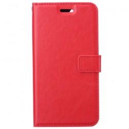 Atverčiamas dėklas - raudonas (Galaxy A41)