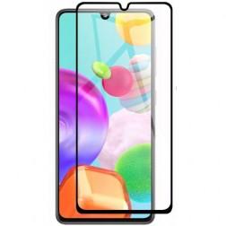 """""""Rurihai"""" Tempered Glass apsauginis ekrano stiklas 0.26 mm - juodas (Galaxy A41)"""