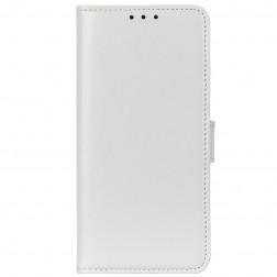 Atverčiamas dėklas - baltas (Galaxy A42 5G)