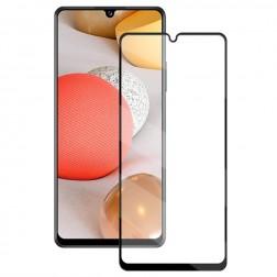"""""""Mocolo"""" Tempered Glass apsauginis ekrano stiklas 0.26 mm - juodas (Galaxy A42 5G)"""
