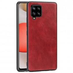Soft Slim dėklas - raudonas (Galaxy A42 5G)